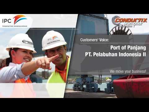 Bulk and Container Terminal Electrification - IPC Port of Panjang