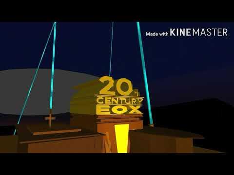 20th Century Eox Media Galaxy Prisma3D Remake (With The Glitch)
