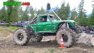 LSX 454 POWERED FORD MEGA BOUNCER at MOUNTAIN HAVOC 2018