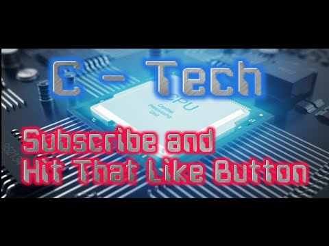 C - TECH#2 Supporting Processors and Upgrading Memory