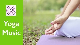 Gambar cover Music to practice yoga to. Music for yoga class, for home yoga or meditation.