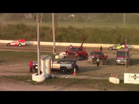 Genesee Speedway Highlights 7-25-19
