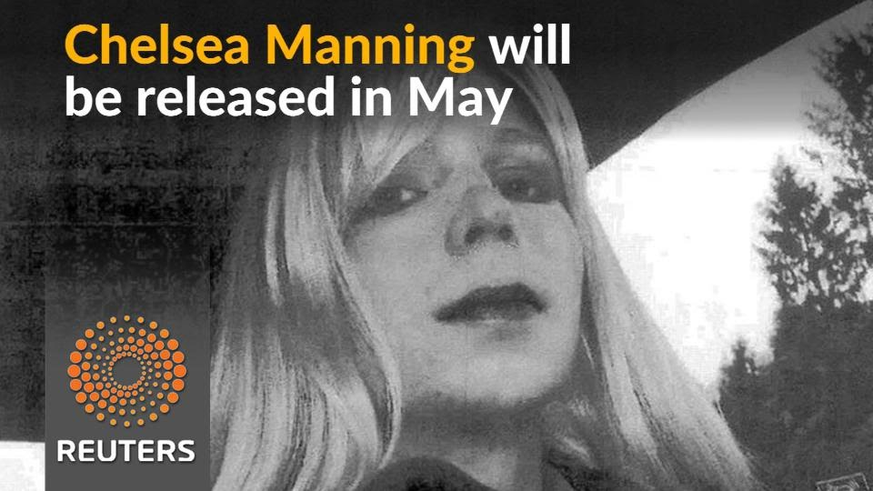Chelsea Manning will be released from prison early