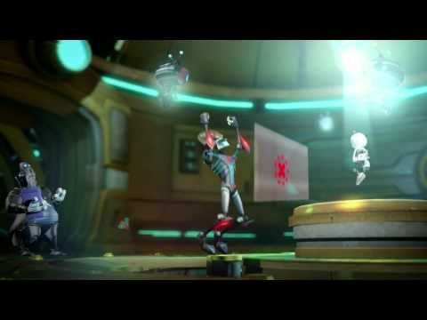 Ratchet And Clank®Future: A Crack In Time - Dr. Nefarious