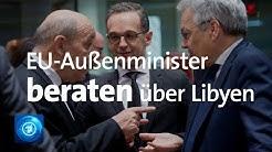 Videokonferenz der EU-Außenminister