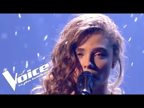 France Gall - Diego, libre dans sa tête | Maëlle | The Voice France 2018 | Directs