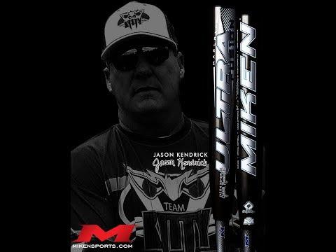 Senior Softball Bat Reviews (Miken Ultra Jason Kendrick)