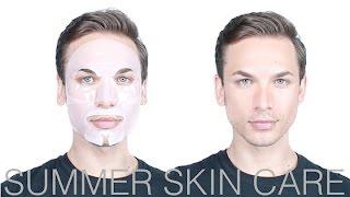 Miss Fame's Summer Skin Care