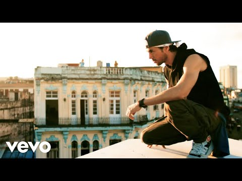 Enrique Iglesias - SUBEME LA RADIO (Official Video) ft. Desc