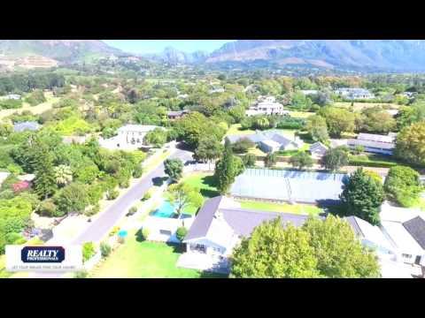 Mount Prospect Drive - Constantia - Cape Town