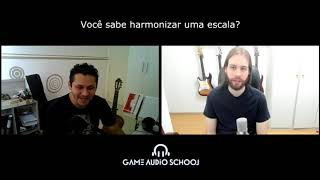 Podcast - Como harmonizar uma escala musical?