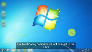 How to fix troubleshooting problem in PC WiFi - andro mob hack