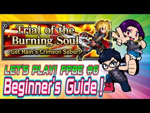 �】Let's Play FFBE! #6 –Beginner's Guide–Training the Soul【Global】