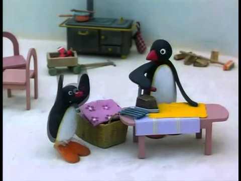 078 Pingu i zagubiona piłka