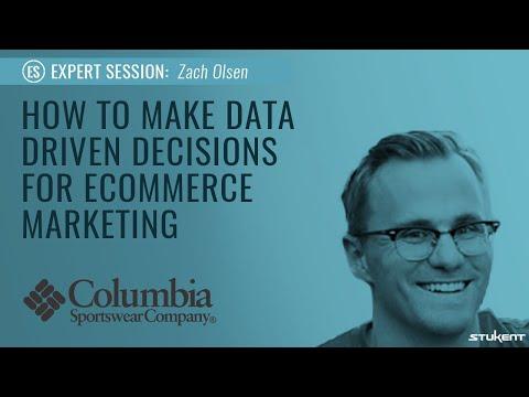Stukent Expert Session 01- PPC & Data Driven Decisions