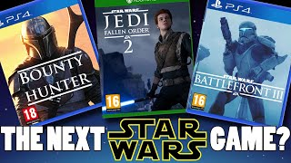 The Next Star Wars Game?