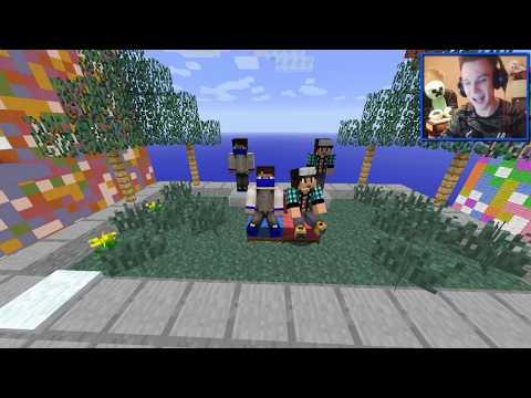 98% ЛЮДЕЙ НЕ МОГУТ УВИДЕТЬ ЗДЕСЬ НУБА СТЕФАНЧИКА В МАЙНКРАФТЕ! ТРОЛЛИНГ В MINECRAFT! TROLLING - Видео из Майнкрафт (Minecraft)
