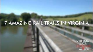 Seven Amazing Rail Trails