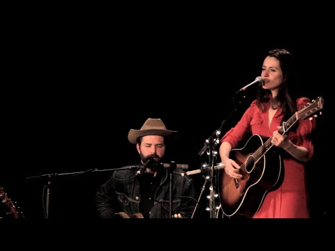 """Caitlin Canty Live at WR Town Hall Theater """"Unknown Legend"""" by Neil Young"""