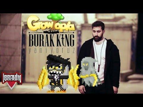 Burak King - Yanıyoruz | Growtopia Müzik Video