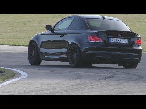500HP BMW 135i -Amazing N54 sounds!