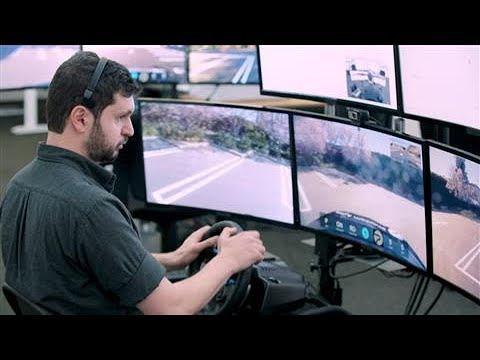 The Secret Technology Helping Driverless Cars: Remote Control