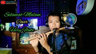 Selamat malam Evie Tamala cover Hery Flute