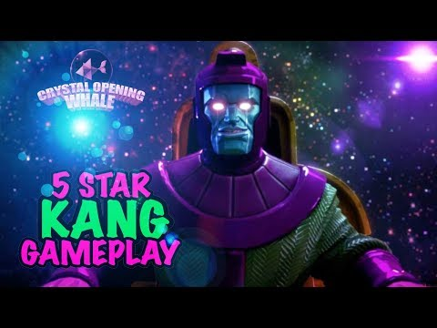 Kang Gameplay-Marvel Contest of Champions