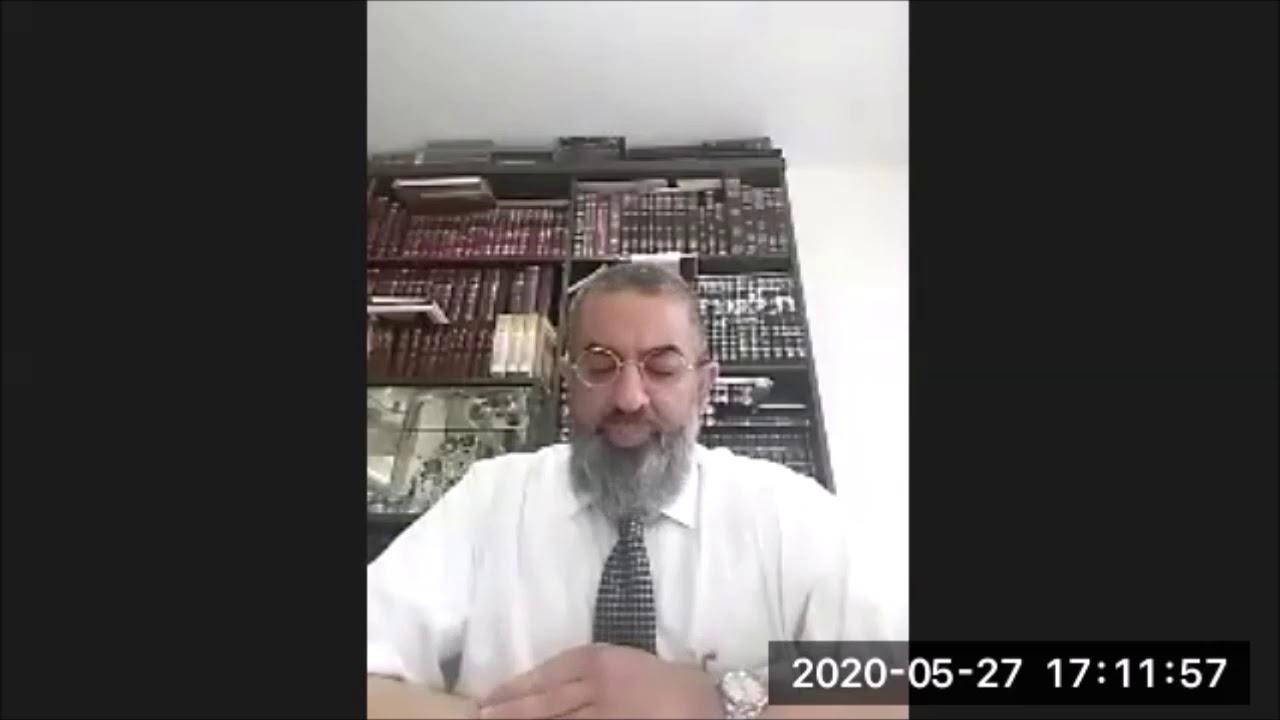 הרב אהרון קאפח מסכת אבות פ''א מ''טז ולא המדרש העיקר 👈מסורת תימן