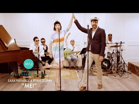 ME! - Taylor Swift (Mid '80s/Yacht Rock Style Cover) ft. Sara Niemietz & Ryan Quinn