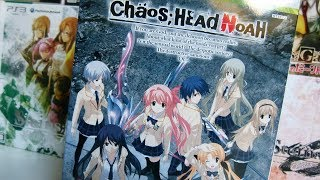 Chaos;Head Limited Edition Review