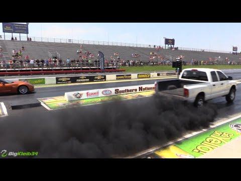 1000hp Cummins KILLS Corvette - Coal...