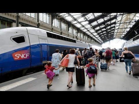 La SNCF recherche désespérément des conducteurs de train