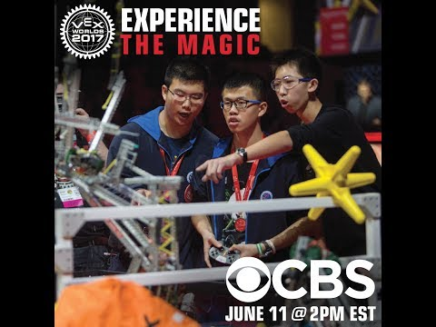VEX Robotics World Championship on CBS