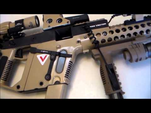 Kings Custom Kriss Vector