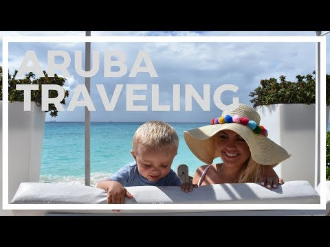 Naked in Aruba - Booty on the Beach - Aruba Travel Guide  - Monika Boch
