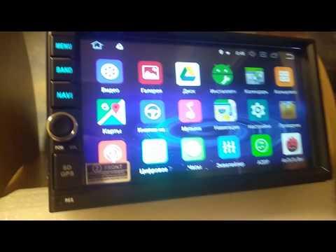 Автомагнитола PX30 Android часть 1-я