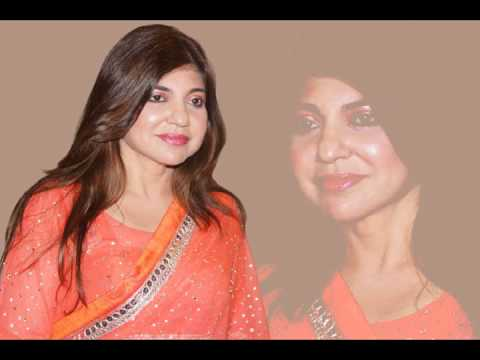 Evergreen Gujarati Melodies of Alka Yagnik  Part 12