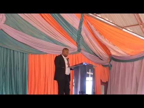 Pastor Gatabazi Alfred Talking about Nehemiah part 3