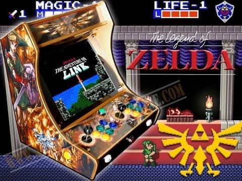 Arcade Cabinet Machine - presenta - Mini Cabinato modello The ...