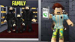 My Family Were Secretly CRIMINALS. I Called The Cops! (Roblox)