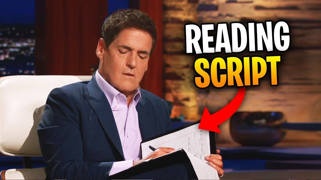 Download Why Shark Tank Is 100% Fake..