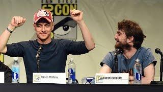 Victor Frankenstein Panel - Comic Con 2015