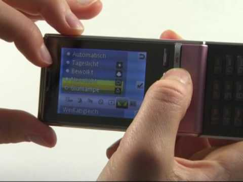 Sony-Ericsson T715 Test Kamera