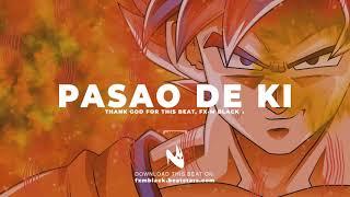 """BASE DE RAP DOBLE TEMPO - """"PASAO DE KI"""" - RAP INSTRUMENTAL TRIPLE TEMPO FREESTYLE (Prod. Fx-M Black)"""