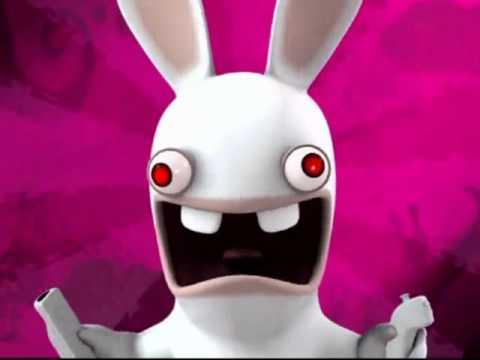 Le lapin cr tin youtube - Lapin cretin image ...