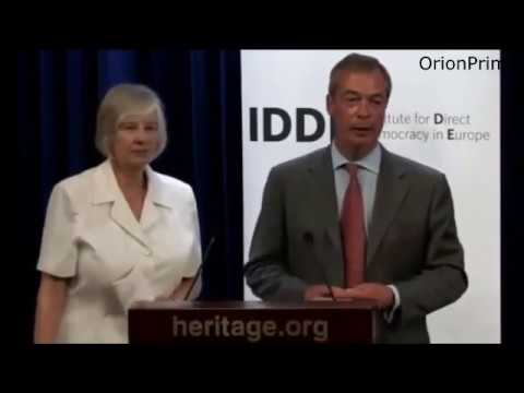 Nigel Farage back in 2015 - This has never been more relevant than today