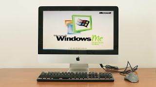 Installing Windows ME on an iMac