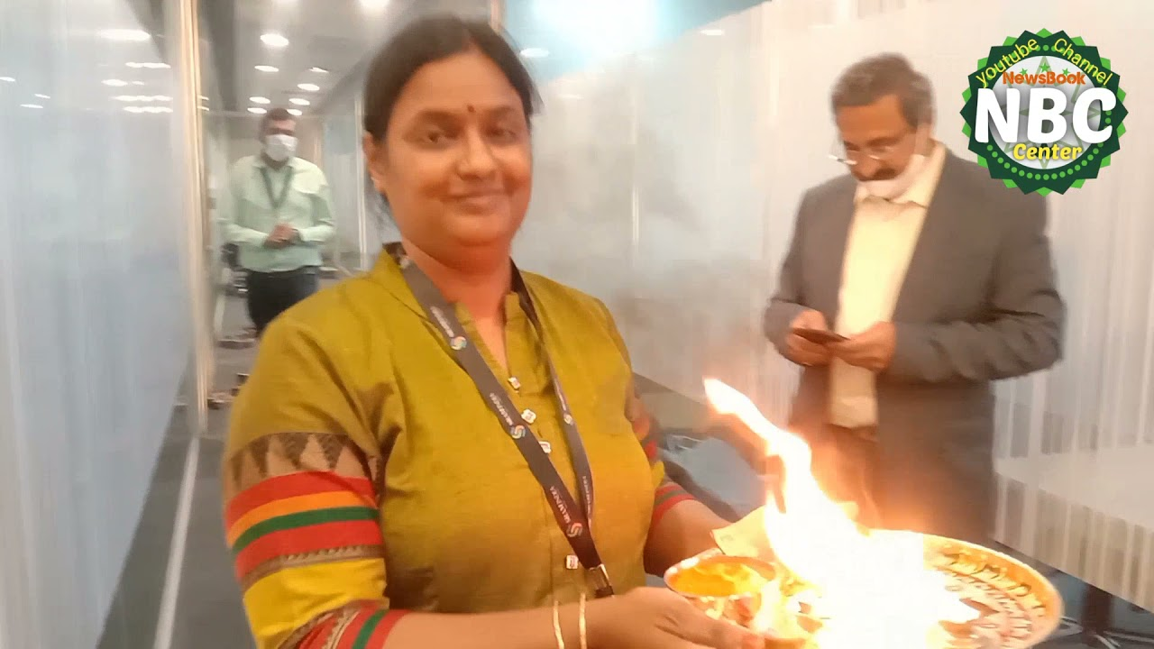 Sram India company new launched office in kondapur hyderabad