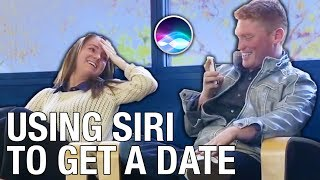 Using Siri To Get A Date